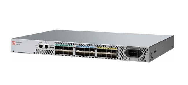 Introduction to Brocade G620 Fabric Switch - 1Cabling com